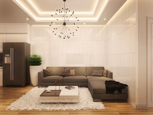 Thiết kế nội thất cao cấp phụ thuộc vào không gian kiến trúc