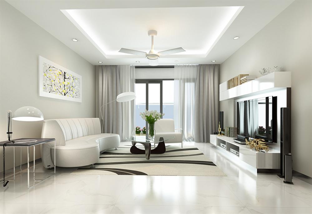 Phong cách thiết kế nội thất căn hộ hiện đại