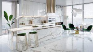 Những thiết bị được sử dụng phổ biến trong thiết kế và thi công bếp