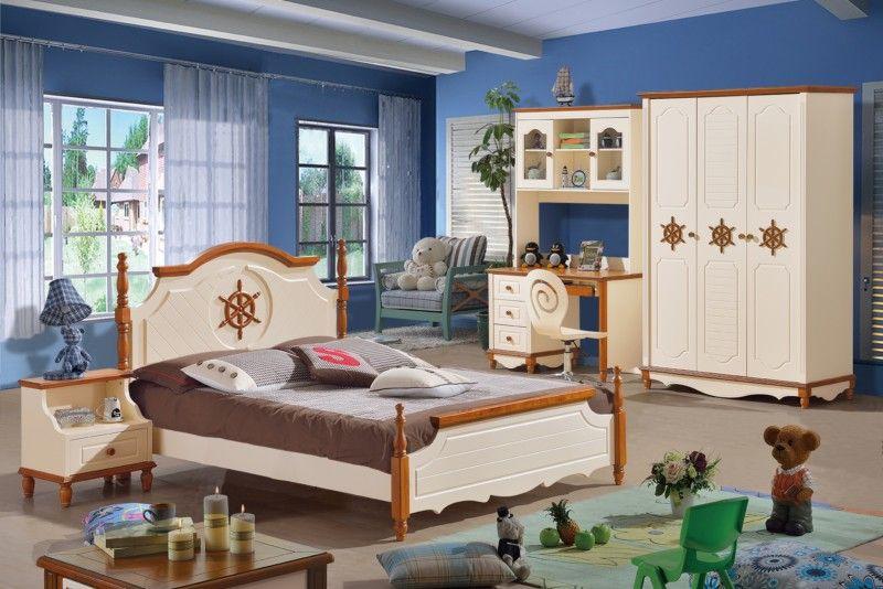 Không gian nghỉ ngơi thật ấm áp dành cho trẻ