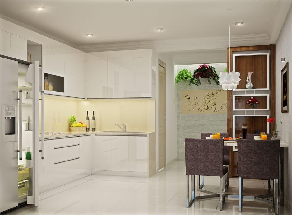 Nhà bếp được xem là trái tim của ngôi nhà. Là nơi cho chúng ta trổ tài nấu nướng, nơi cho gia đình chúng ta sum vầy bên nhau