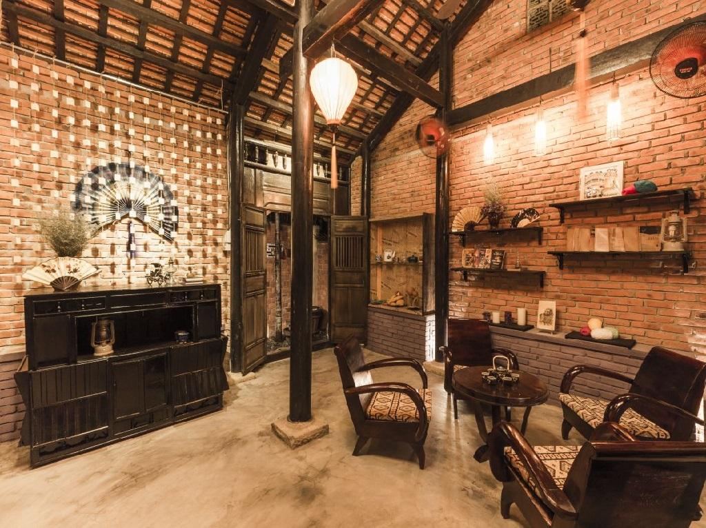 Phong cách vintage tạo cảm giác cổ điển cho căn homestay