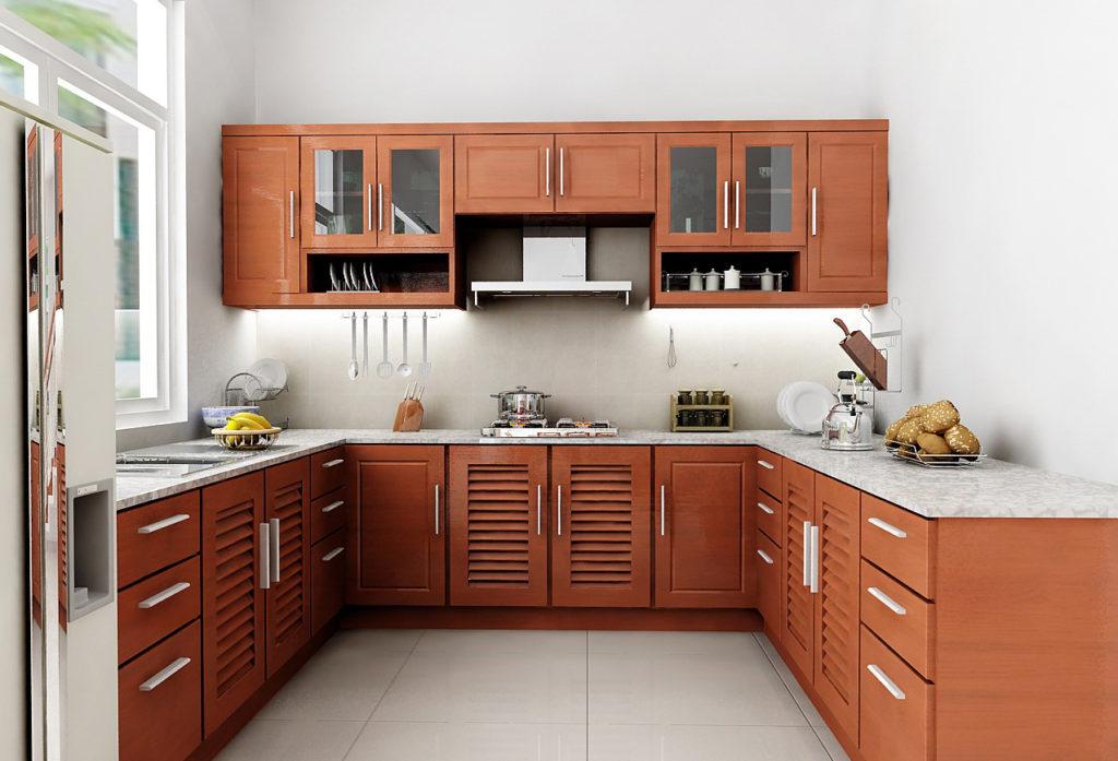 Trong thiết kế và thi công bếp, hướng thiết kế nhà bếp đẹp nên nằm theo hướng Đông và Đông Nam