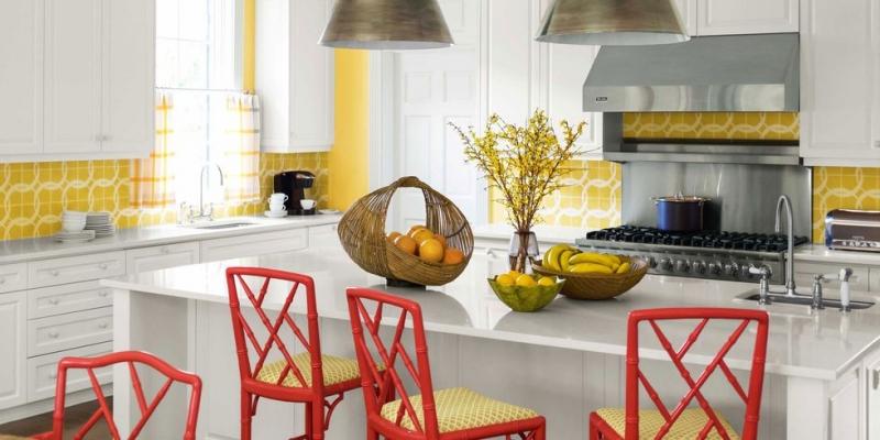 Sắp xếp chỗ để đồ hợp lý trong thiết kế và thi công bếp