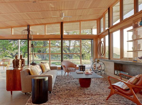 Thiết kế nội thất nhà đón Tết Tân Sửu 2021 ấm cúng và sang trọng
