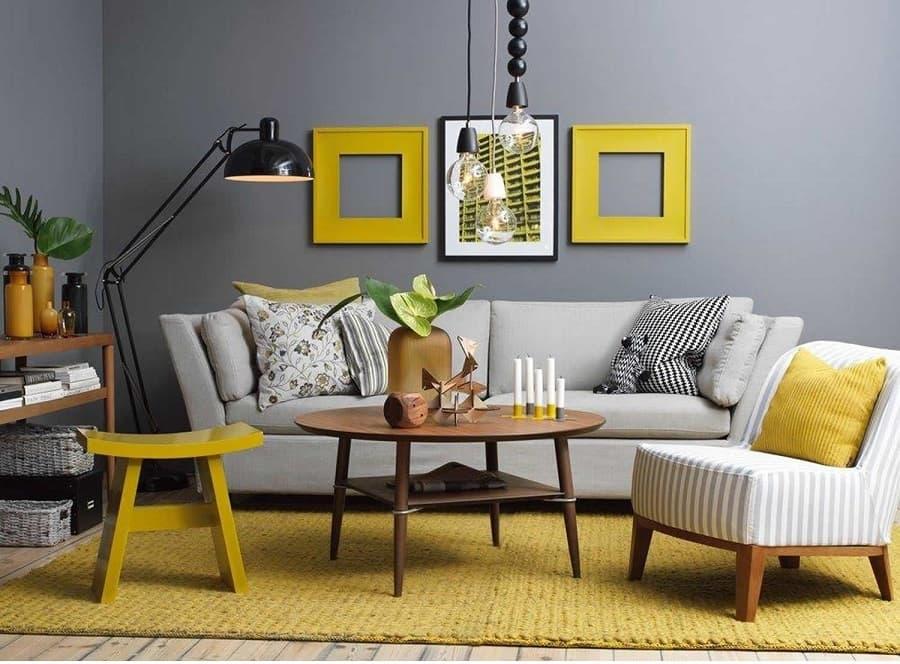 Xu hướng màu sắc năm 2021 trong thiết kế nội thất căn hộ