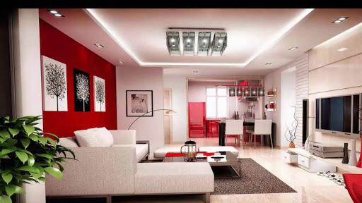 Lựa chọn màu sắc trong thiết kế nội thất cao cấp nhà ở