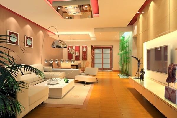 thiết kế nội thất tết