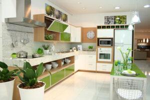 Mời hòa bình và thiên nhiên vào nội thất căn hộ của bạn